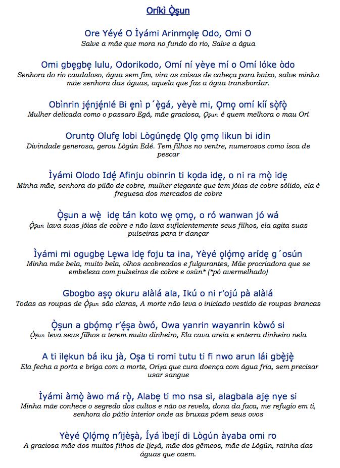 Oriki-osun