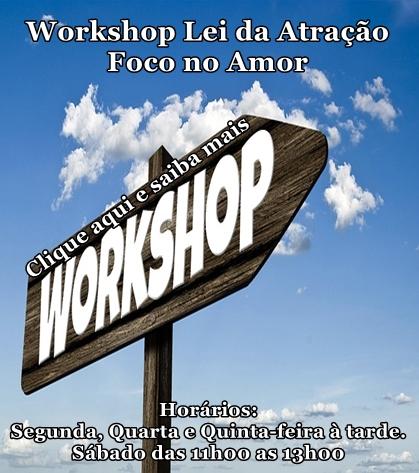 Workshop Lei Da Atração